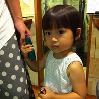 お子さんの美容院デビューを考えているママ・パパへ♪
