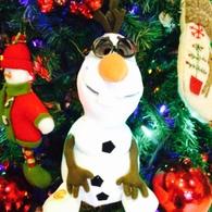 Xmas tree 今年のテーマは家族♪