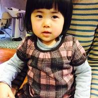 2回目のご来店。ミユリちゃん(1歳半)