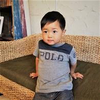 パパとご来店☆だいき君(2歳5ヶ月)